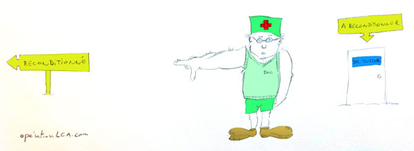 visite chirurgien ligament croisé anterieur